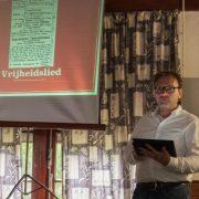 100 jaar strijdlied en zelf meezingen, foto: Robs Reality